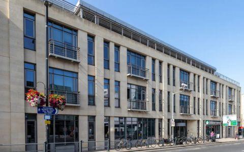 View of Kew Road Serviced Offices