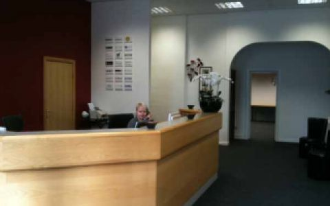 View of Hulley Road Serviced Offices