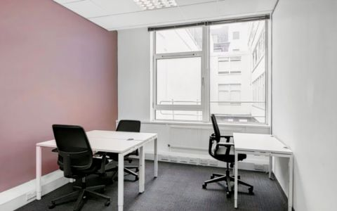 Serviced Offices Princes Street, City of Edinburgh