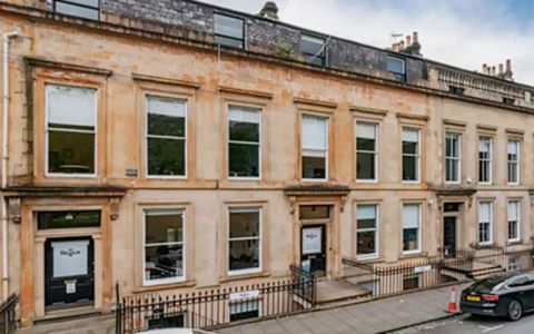 View of Woodside Place Serviced Offices