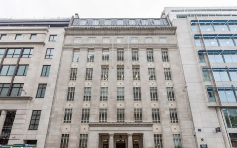 Serviced Offices St Martin's Le Grand, London City