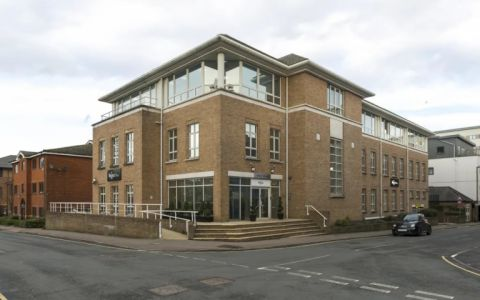 View of Clarendon Road Serviced Offices