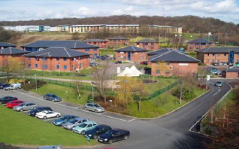View of Thorncliffe Park Estate Serviced Offices