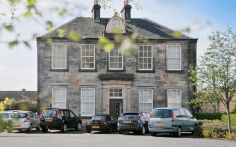 Serviced Offices Elmbank Mill, Clackmannanshire