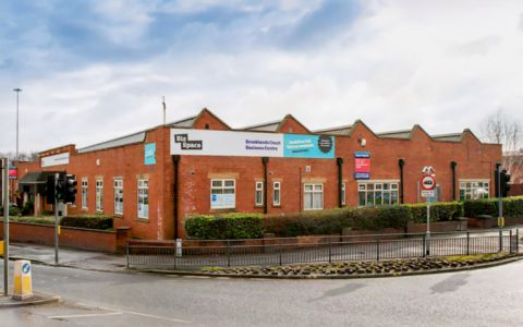 Serviced Offices Tunstall Road, West Yorkshire