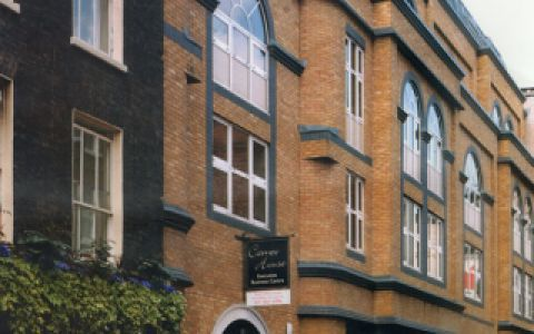 View of Bear Street, WC2H 7AS