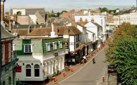 View of High Street, TN1 1XP