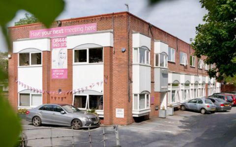 View of Severn Bridge Serviced Offices