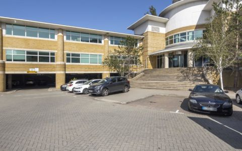 View of Wellington Way Serviced Offices
