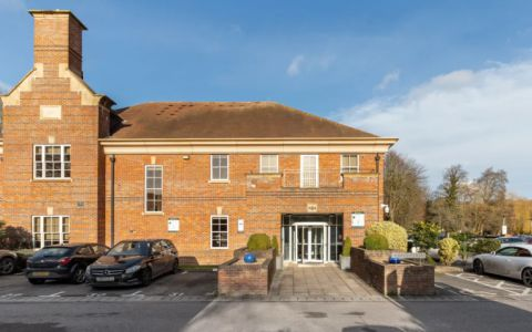 Serviced Offices The Broadway, Buckinghamshire