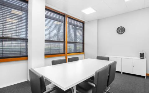 The Square, London West, UB11 1FW Office Sizes