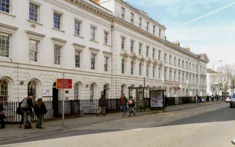 View of Queen Street, EX4 3SR