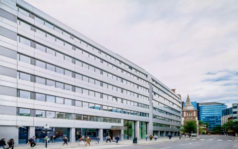 View of Minories Serviced Offices