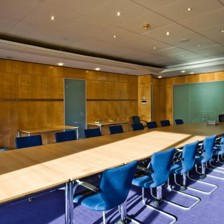 serviced offices in canary wharf