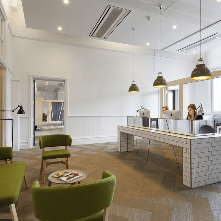 serviced offices in kings cross