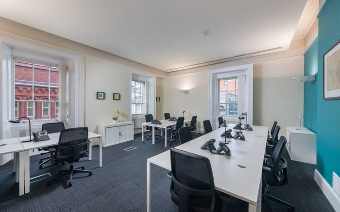 Example Office Space at Regus Business Centre, King Street