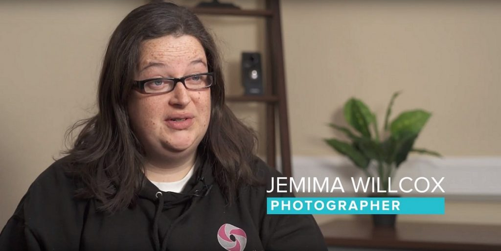 jemima willcox thumbnail for her interview about coworking spaces