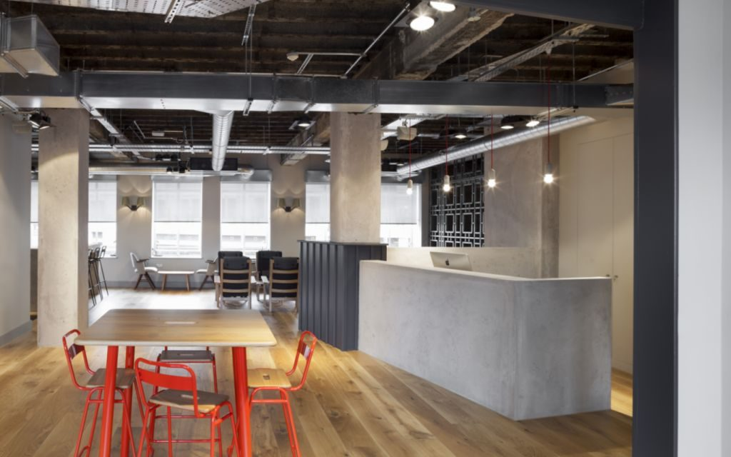 Aire Street serviced offices in Leeds