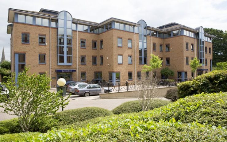 best value serviced offices at Castle Park Cambridge
