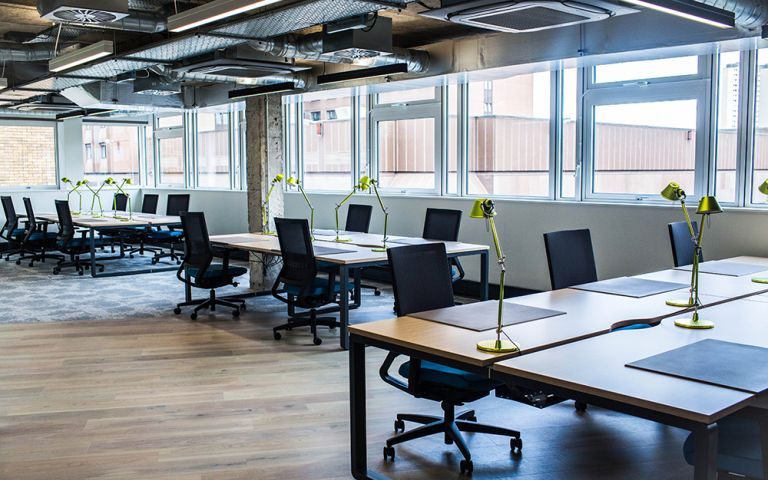Serviced offices at Renfrew Street Glasgow