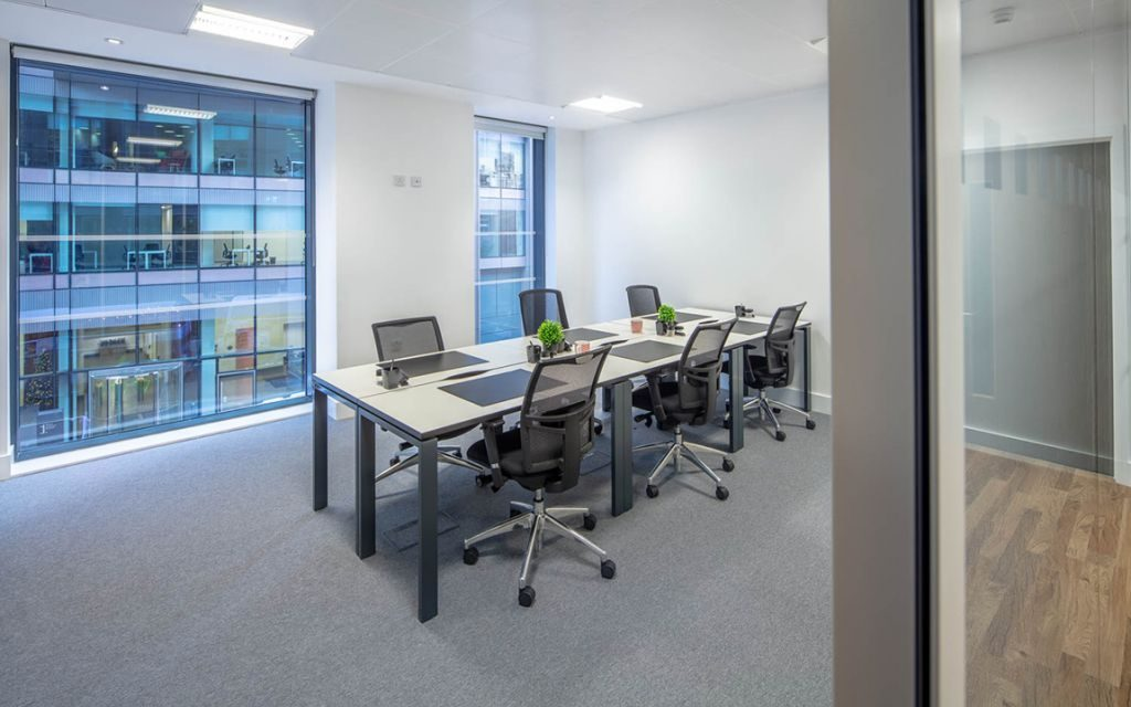 west Regent Street Glasgow serviced offices