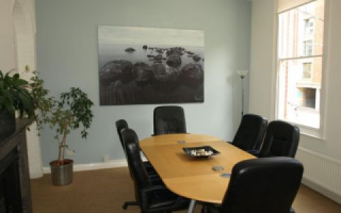 Nottingham serviced offices at Fletcher Gate