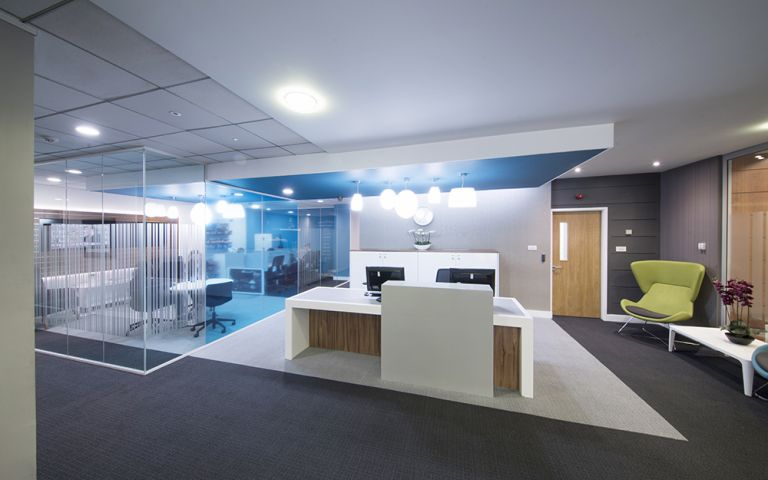 Manchester serviced offices in Fountain Street