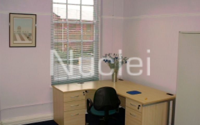 Quality serviced offices on Huntingdon Street in Nottingham