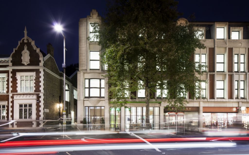 Kensington High Street Central London serviced offices
