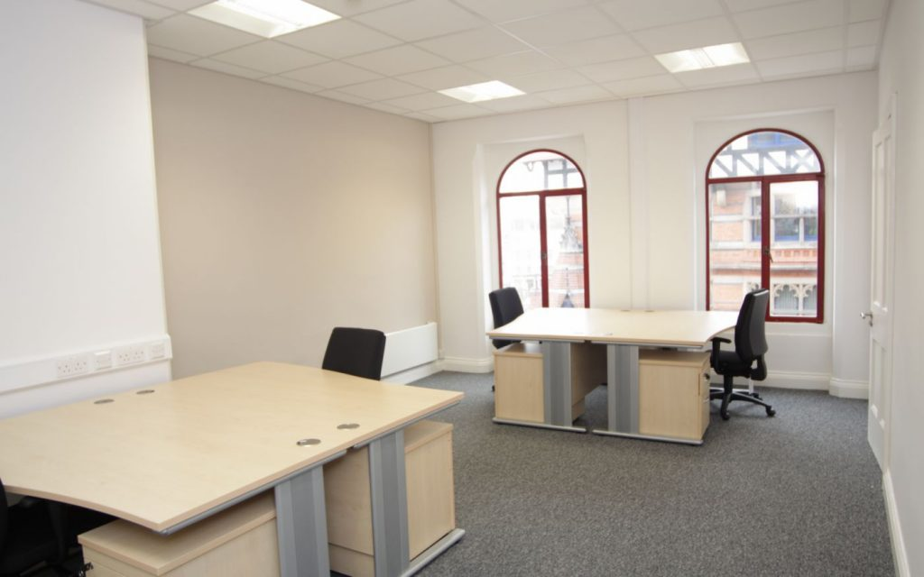 serviced offices at King Street in Nottingham