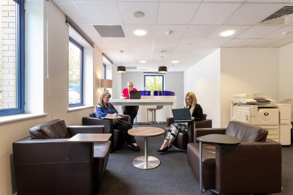 Malthouse Avenue serviced offices in Cardiff