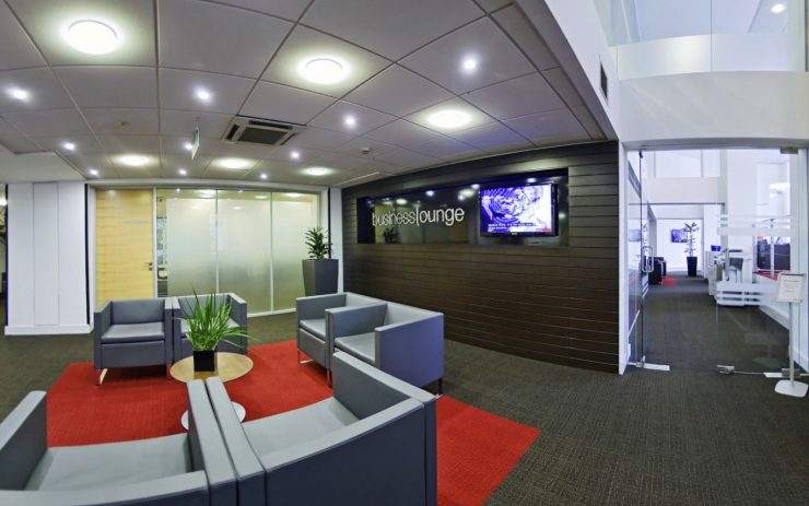 Birmingham serviced offices at Victoria Square at