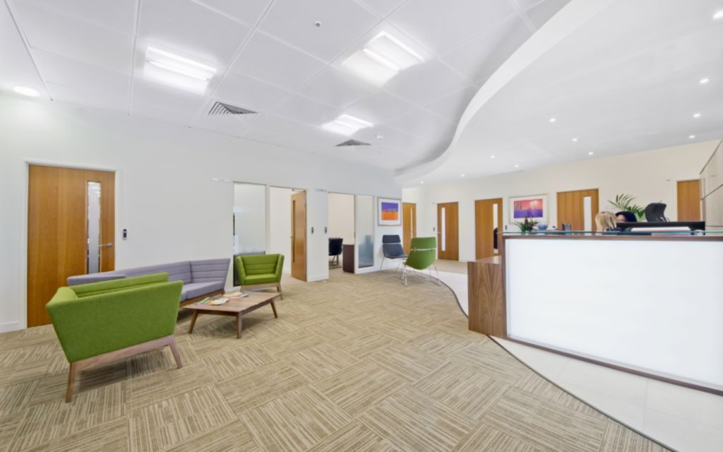 Whitehall Road Leeds office space