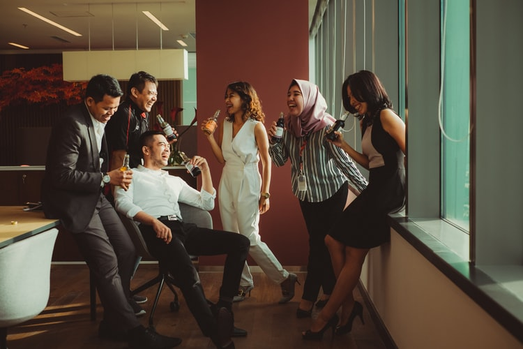 Workplace behaviour has been shown to be contagious, which is why your office space neighbours matter more than you think