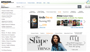 Amazon.co.uk  Low Prices in Electronics  Books  Sports Equipment   more