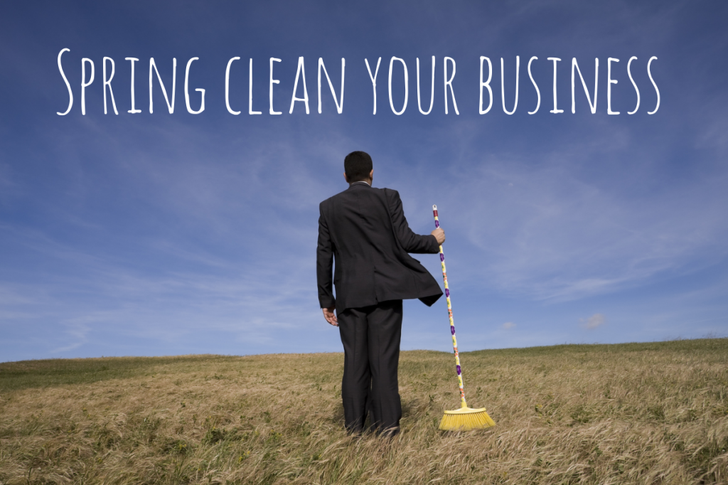 Spring clean your business (1)
