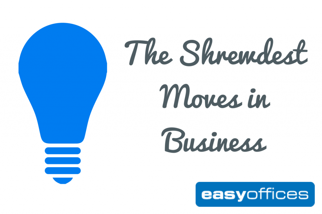 The Shrewdest Moves in Business