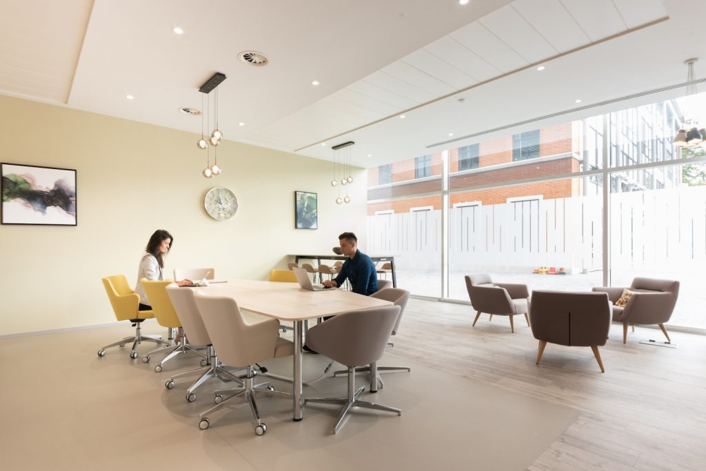 Forbury Square Reading high quality serviced offices