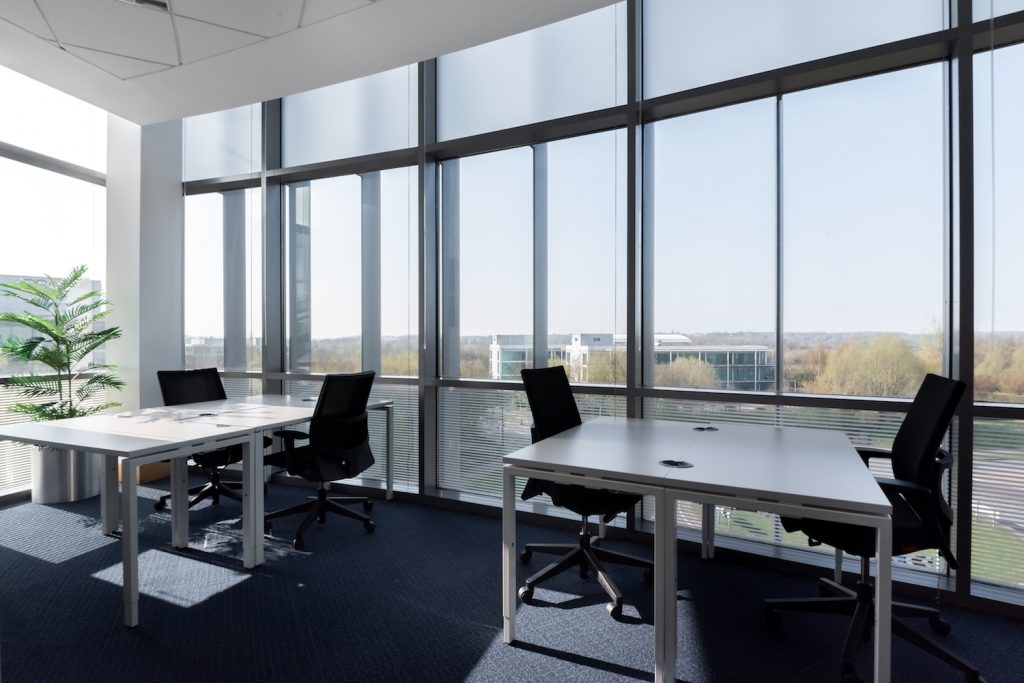 Serviced offices at Thames Valley Business Park Reading