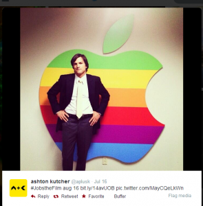 ashton kutcher  aplusk  on Twitter